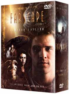 FARSCAPE SERIES 1 BOX SET (DVD)