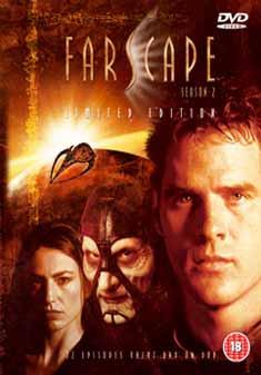 FARSCAPE SERIES 2 BOX SET (DVD)