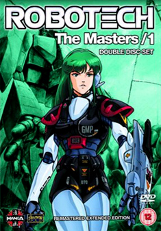 ROBOTECH-MASTERS 1 (2 DISCS) (DVD)