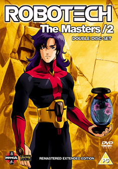 ROBOTECH-MASTERS 2 (2 DISCS) (DVD)