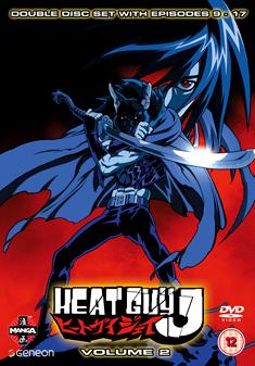 HEAT GUY J VOLUME 2 (DVD)