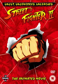 STREETFIGHTER 2 SPECIAL EDITION (DVD) - Sugii Gisaburo