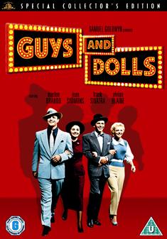 GUYS & DOLLS SPECIAL EDITION (DVD) - Joseph L.  Mankiewicz