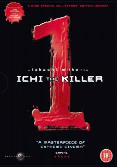 ICHI THE KILLER BOX SET       (DVD) - Takashi Miike