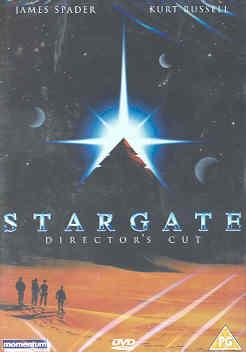 STARGATE DIRECTORS CUT (DVD)
