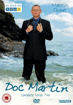 DOC MARTIN-SERIES 2 (DVD)
