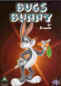 BUGS BUNNY & FRIENDS (DVD)