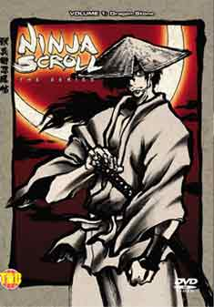 NINJA SCROLL-THE SERIES 1 (DVD)