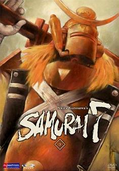 SAMURAI 7-VOLUME 3 (DVD)