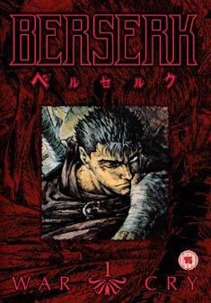 BERSERK VOLUME 1 (DVD)