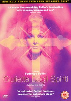 GIULIETTA DEGLI SPIRITI (DVD) - Federico Fellini