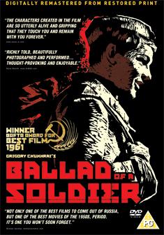 BALLAD OF A SOLDIER (DVD) - Grigory Chukhrai