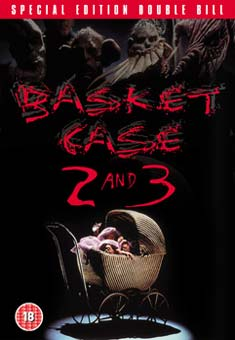 BASKET CASE 2 & 3 (DVD)