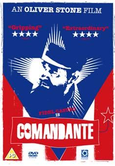 COMANDANTE (DVD) - Oliver Stone