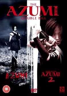 AZUMI & AZUMI 2 (BOX SET) (DVD) - Ryuhei Kitamura