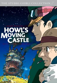 HOWL'S MOVING CASTLE (DVD) - Hayao Miyazaki