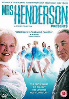 MRS HENDERSON PRESENTS (DVD)
