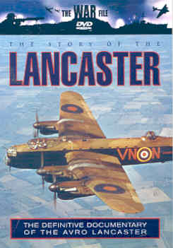 WARFILE-STORY OF LANCASTER (DVD)