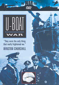 WARFILE-U BOAT WAR (DVD)