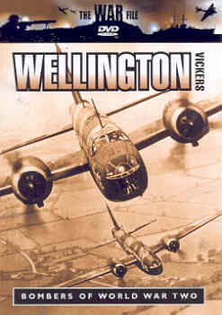 WARFILE-VICKERS WELLINGTON (DVD)
