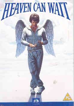 HEAVEN CAN WAIT (DVD) - Warren Beatty, Buck Henry