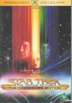 STAR TREK 1 SPECIAL EDITION (DVD)