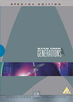STAR TREK 7 GENERATIONS SPECIAL EDI (DVD)