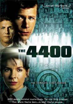 4400-SERIES 1 BOX SET (DVD)