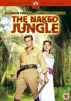 NAKED JUNGLE (DVD)