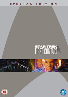 STAR TREK 8 FIRST CONTACT SPECIAL E (DVD)