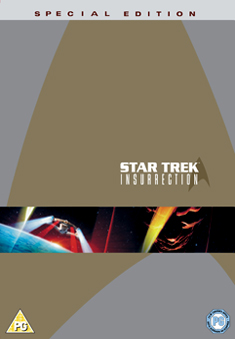 STAR TREK 9 INSURRECTION SPECIAL ED (DVD)