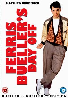 FERRIS BUELLER'S DAY OFF SPECIAL ED (DVD) - John Hughes