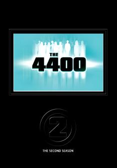 4400-SERIES 2 BOX SET (DVD)
