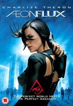 AEON FLUX (CHARLIZE THERON) (DVD)