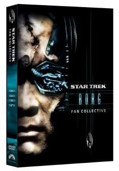 STAR TREK BORG BOX SET (DVD)