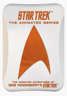 STAR TREK ANIMATED SERIES (DVD)