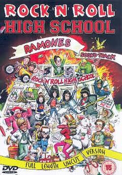 ROCK & ROLL HIGH SCHOOL       (DVD)