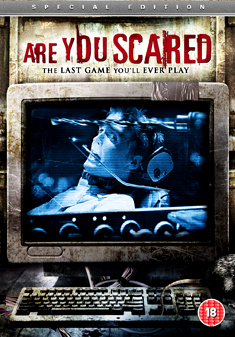 ARE YOU SCARED? (DVD) - Andy Hurst