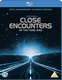 CLOSE ENCOUNTERS OF THE 3RD KIND (BR) - Steven Spielberg