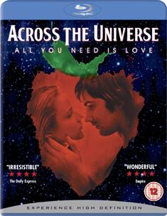 ACROSS THE UNIVERSE (BR) - Julie Taymor