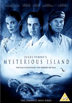 MYSTERIOUS ISLAND (2005) (DVD) - Russell Mulcahy