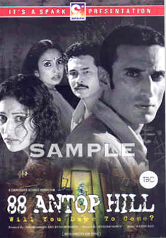 88 ANTOP HILL (DVD) - Kushan Nandy