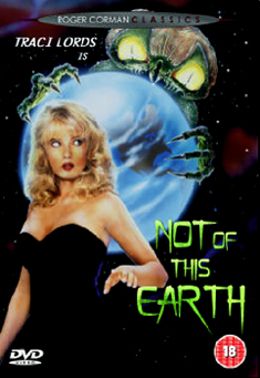 NOT OF THIS EARTH (DVD) - Roger Corman