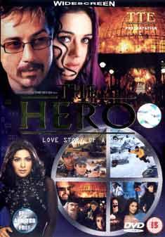 HERO-LOVE STORY OF A SPY (DVD)