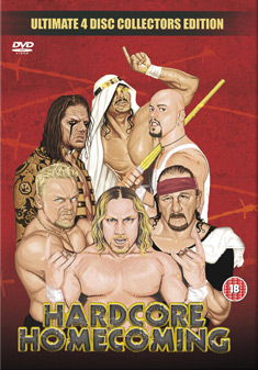HARDCORE HOMECOMING 1 & 2 (DVD)