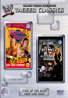 KING OF THE RING 97 & 98 (DVD)