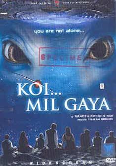 KOI MIL GAYA (DVD)