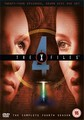 X FILES-COMPLETE SERIES 4 (DVD)