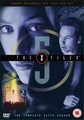 X FILES-COMPLETE SERIES 5 (DVD)