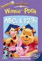 WINNIE THE POOH - ABCS & 123S  (DVD)